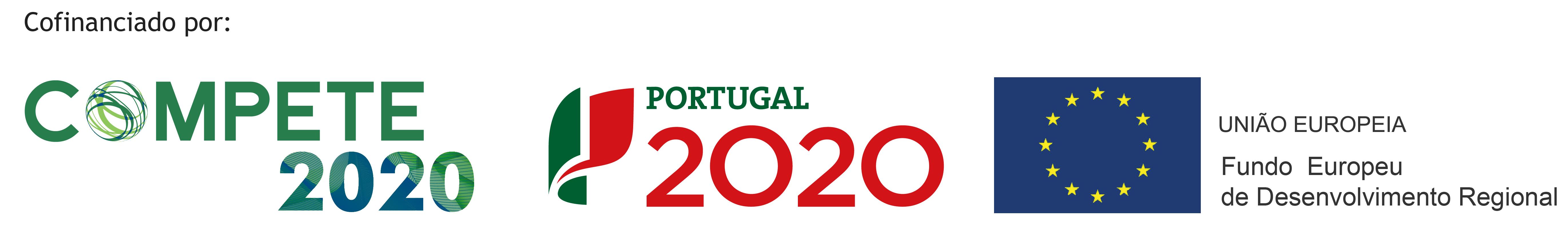 Compete 2020, Portugal 2020, UE - Fundo de Coesão